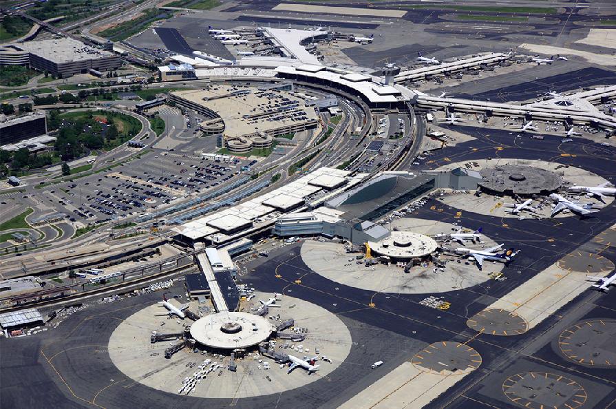 Aeroporto New York Jfk : Aeroporto jfk ny vai passar por reforma de us bi