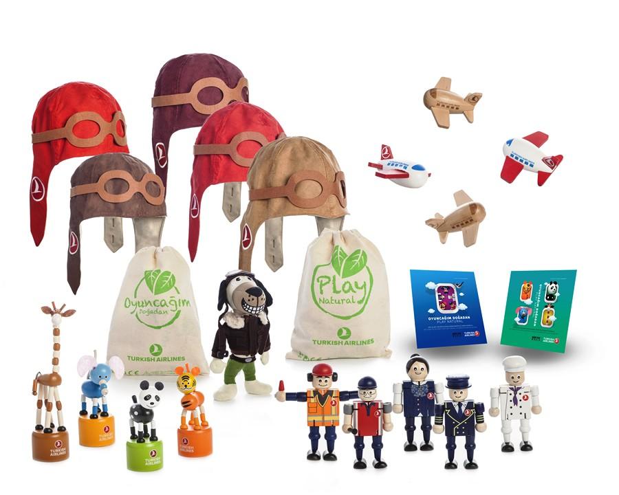 La compa a a rea presenta nuevos juguetes de a bordo para - Juguetes nuevos para ninos ...
